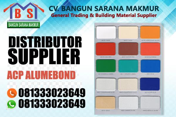 distributor acp alumebond
